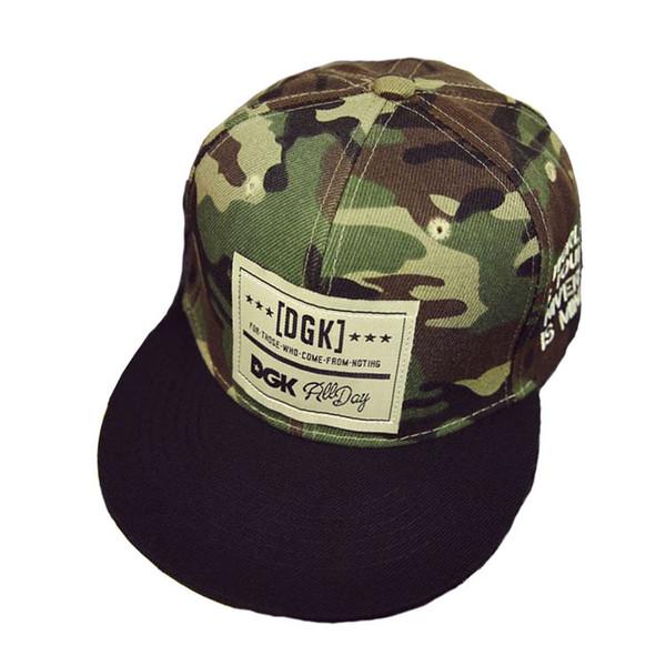 Fashion DGK Lovers Cap kids sunshade Embroidery MEN WOMEN Baseball Snapback Cotton Adjustable Casual Outdoors Sports Hats