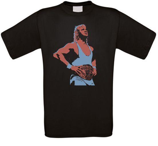 Wrestling Mr. Perfeito Mr Perfect Curt Hennig T-Shirt Fanmade S M L XL XXL NEU