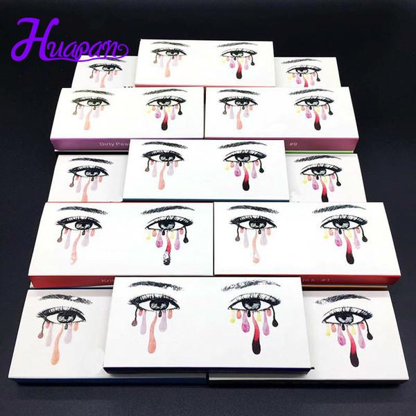 3D Mink Hair False Eyelashes Thick Three-dimensional Mink Hair Eyelashes European Heat Sell Pure Manual Eyelash