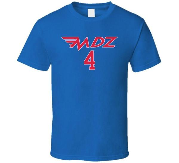 Michael Del Zotto Philadelphia Hockey Player T Shirt
