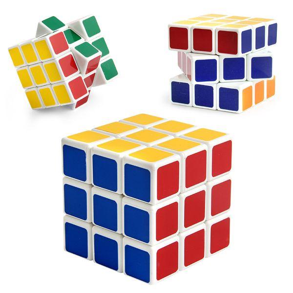 Puzzle cubo 3.3cm Mini Magic Rubik Cube Juego Rubik Learning Juego educativo Rubik Cube Good Gift Toy Descompresión juguetes B