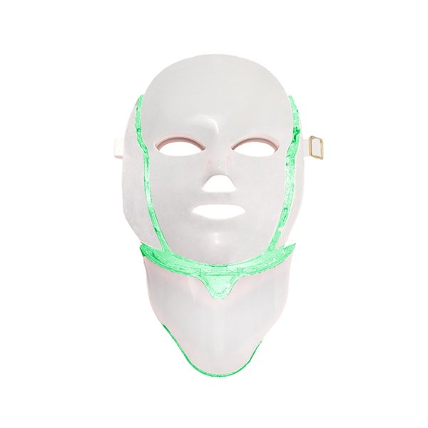 Most Effective 7 Colors Photon LED Mask Home Use Facial Therapy PDT Light LED Mask Device Beauty Machine