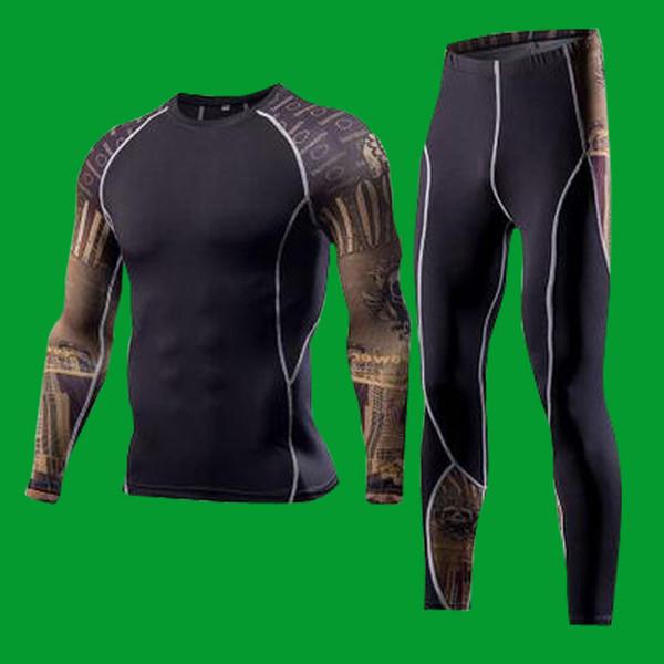 Pantalones de correr de primavera para hombres Fitness, deportes, gimnasia con cordón elástico, pantalones de entrenamiento, entrenamiento, jogging, ejercicio, pantalones slim fit 2018