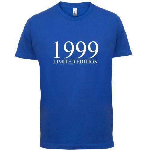 Sınırlı Sayıda 1999 T-Shirt - 13 17. Doğum Günü