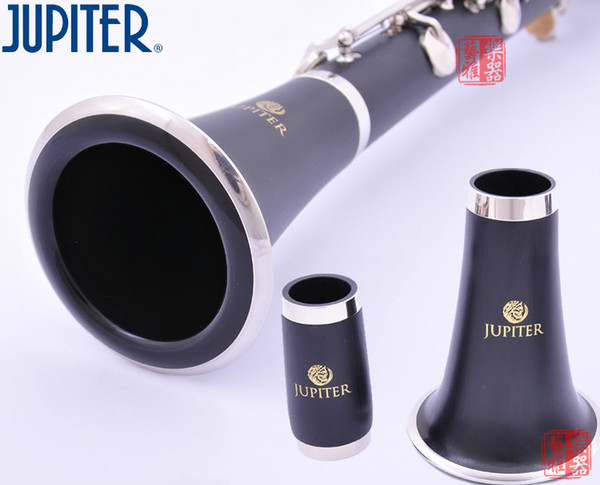 New JUPITER JCL-637N B-flat Tune Clarinet Brand High Quality Woodwind Instruments Clarinet Black Tube With Case Free Shipping
