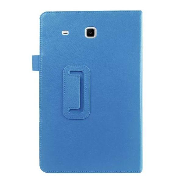 Fall für Samsung Galaxy Tab E 9.6 T560 T561 Folio Standabdeckung Tablet Case Schutzhülle PU Ledertasche