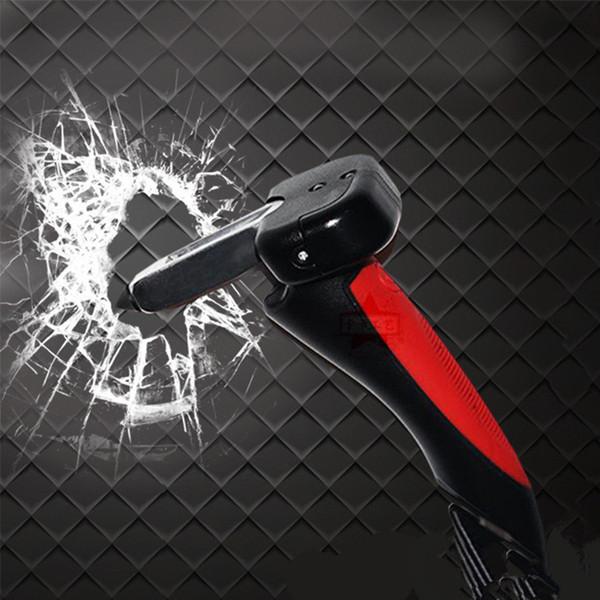 Frete grátis Acessório Do Carro Lidar Com Ferramenta de Porta de Segurança Cane Hammer Multi-Função Braço Lidar Com Alça Portátil Janela