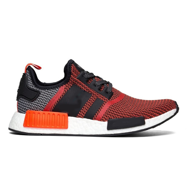cf6e0b93b  With Box  Top Quality New NMD R1 Runner PK Primeknit Men Women Sneakers Hot