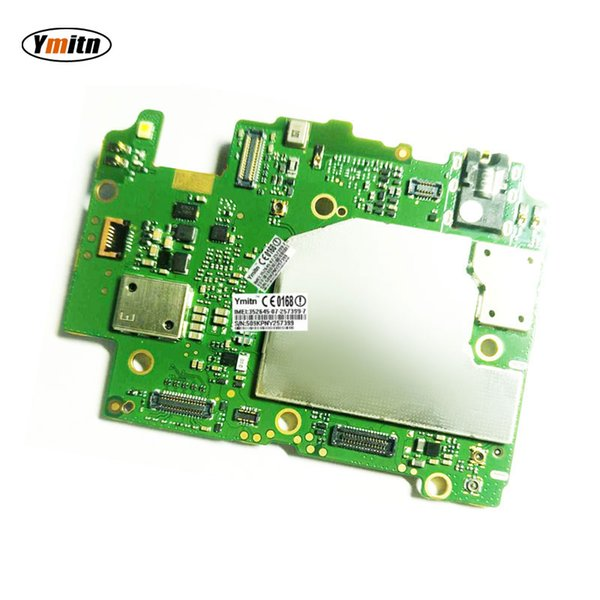 Ymitn Mobile Electronic panel mainboard Motherboard unlocked with chips Circuits For Xiaomi RedMi hongmi 5A 16GB