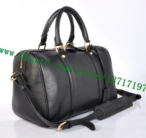 Top Grade Smooth Real Leather lady Handbag Coppola Women Designer Shoulder Bag Doctor