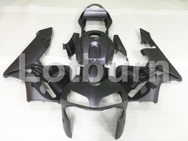 Black Moto Fairing Kit Fit For Honda CBR600RR CBR600 CBR 600 2003 2004 03 04 F5 Fairings Custom Made Motorcycle Bodywork Injection A193