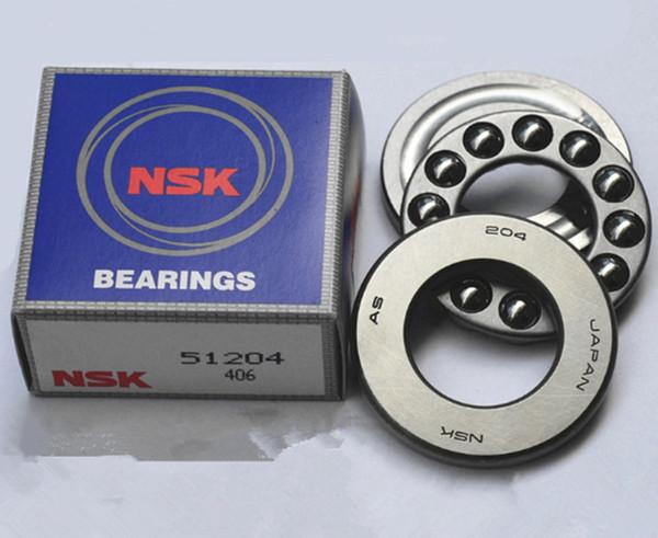 best selling NSK thrust ball bearings