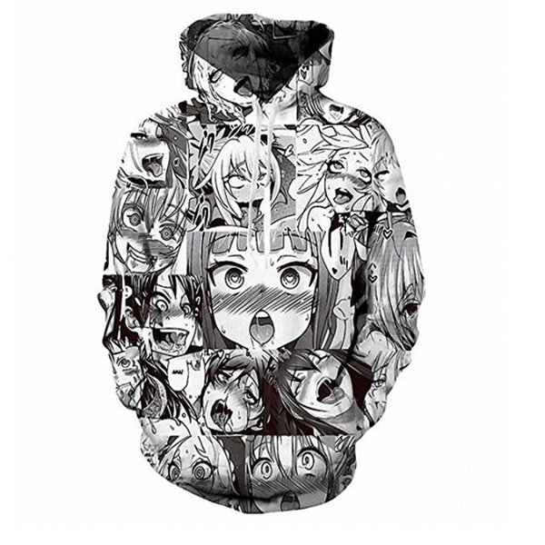 2019 New Fashion Trend Couples Men Women Unisex Anime Sexy Girl 3D Print  Cool Novelty Hoodies Sweater Sweatshirt Pullover Top S 5XL From Brand_fz6,