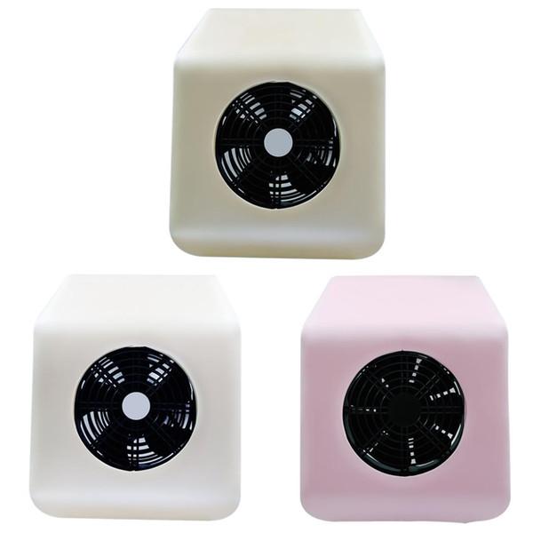 High Grade 220V/110V Nail Dust Collector Nail Fan Acrylic UV Gel Dryer Machine Art Salon Suction Dust Collector Vacuum 30W