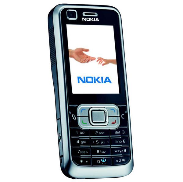 Refurbished Original Nokia 6120 Classic 6120C Unlocked 2.0 inch Screen 2.0MP Camera Bluetooth WCDMA 3G Cheap Mobile Cell Phone Post 1pcs