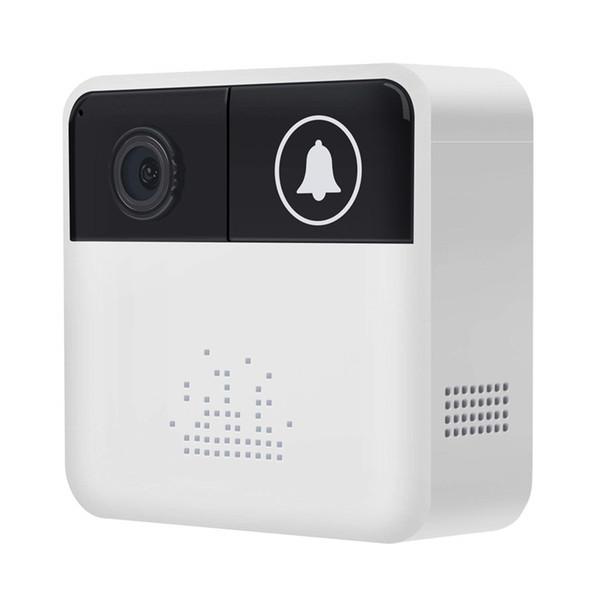 32 Go Smart Vidéo Sonnette Sans Fil WiFi 720P Caméra de Sécurité Mini Porte Bells Vidéo en Temps Réel Talk Control App pour iOS Android Téléphone