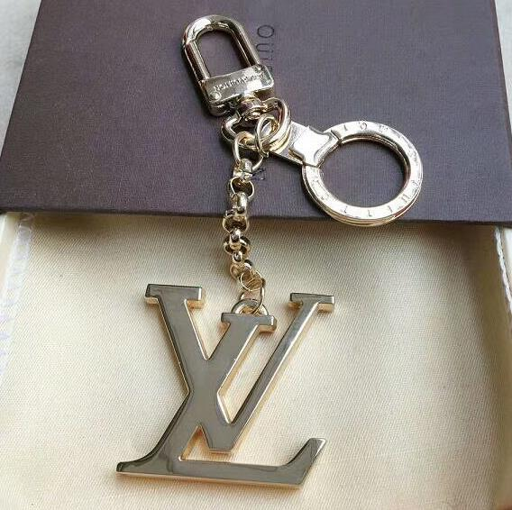 Luxury Brand Key Chains High Quality Designer Key Chain Famous Brand Keychains Free Shipping Hot Sale bag chain come with box dust bag 03