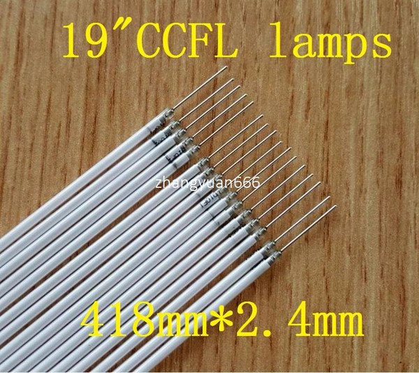 """Freeshipping 30 Pieces/lot 418mm*2.4mm CCFL lamp backlight for 19"""" 19 inch LCD Monitor"""