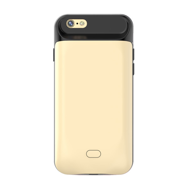 huge discount 620a2 9acec 2019 Battery Cases For IPhone 6 Power Bank Charging Case 5000mAh For IPhone  6S Back Clip External Backup Battery TPU Case Cover From Ezher, $25.62 | ...