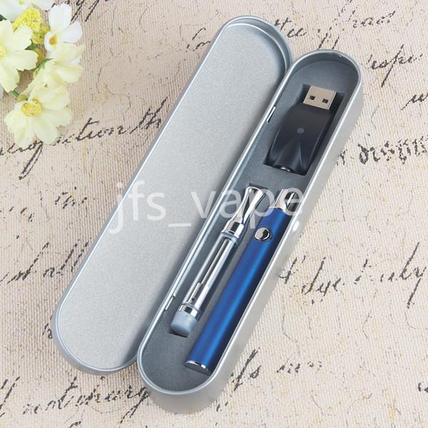 CE3 기화기 카트리지에 대 한 USB 충전기 510 스레드 E- 담배 왁 스 오일 펜으로 CE3 O 펜 터치 배터리 Vape