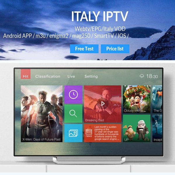 1 Year Iudtv Contains Most European Channels Swedish Italian French Arabic  Iptv Subscription Dutch Uk African Europ Woking In Android M3u Bluetooth