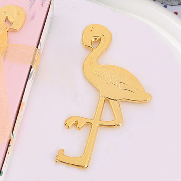20PCS Flamingo Bottle Opener Wedding Favors Bridal Shower Anniversary Gifts Birthday Gifts Gradulation Party Favors Event Ideas