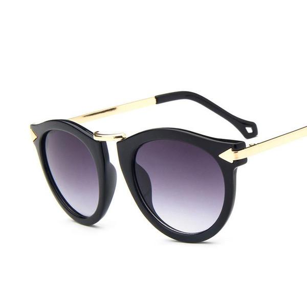 Fashion Arrows, Sunglasses, 8888 Circular Sunglasses, Retro Colors, Sunglasses And Tidal Glasses.