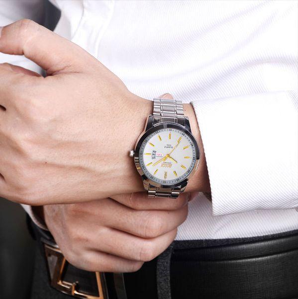 1393 Business Men Watch Top  Watches Men Clock Classic Fashion Wristwatch Male Quartz-Watch Reloj Hombre