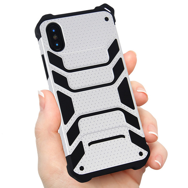 Hot sale Armor Hybrid for iphone case Spiderman duty phone case 2 in 1 TPU+PC shockproof mobile case cover back shell