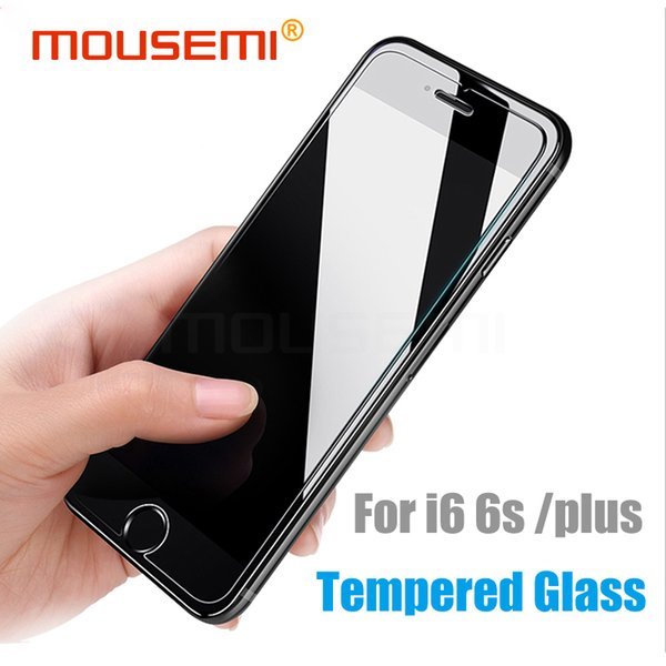 Screen Protector For iPhone 6 6s Glass Tempered Scratch Proof 9H 2.5D For iPhone 6s 6 Plus Tempered Glass Protection On