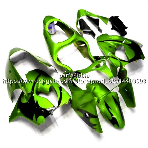 23 colors 5 Gifts ABS Full fairing kits For Kawasaki ZX 9R 2000 2001 ZX-9R 2000 2001 ZX9R Motorcycle ABS Plastic Bodywork Set