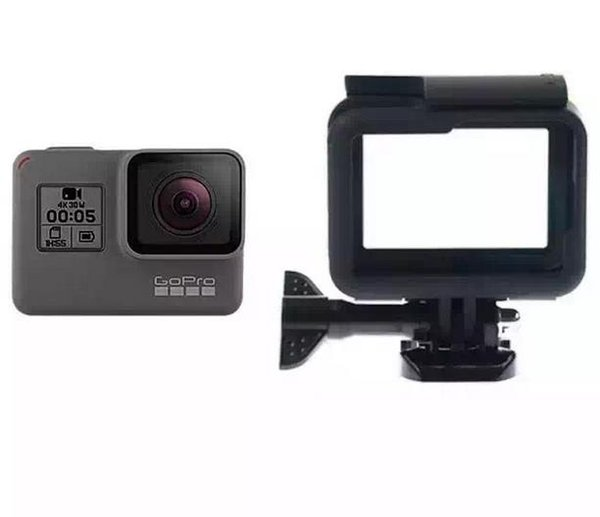 Protective Frame Case Cover Bumper For Gopro Hero 6 5 Housing Go Pro Sport Action Camera Accessories
