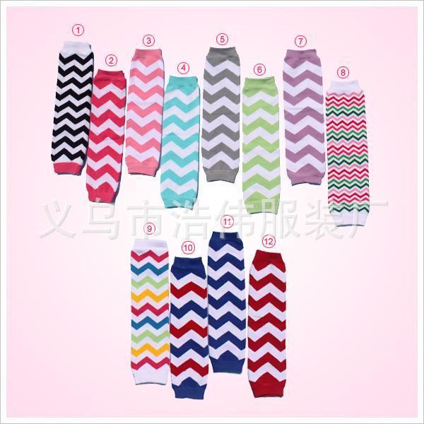 SALE .15 COLORS OPTION .Baby Chevron Leg Warmer Baby Leg Warmers infant colorful leg warmer child socks Legging Tights . 5pairs/10pcs
