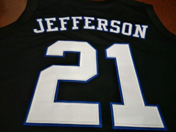 low priced a2cd1 272f7 Best Men Duke Blue Devils #21 Amile Jefferson College Jersey Size S 4xl Or  Custom Any Name Or Number Jersey Under &Price;   Dhgate.Com