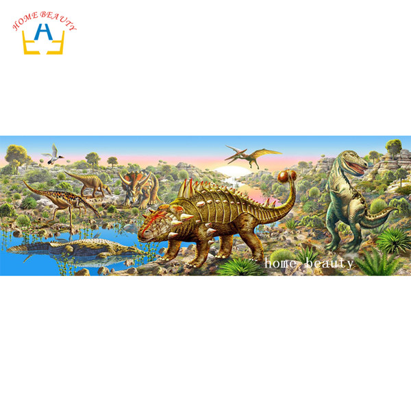diamond painting dragon world wall art picture with rhinestones for the kitchen home decoration full resin diamond mosaic AC323