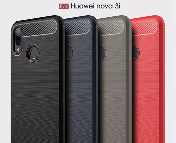 Щеткой ТПУ мягкий чехол для Huawei нова 3и честь NOTE10 Xiaomi в поко Ф1 ОППО клавишу F9 для iPhone ХС хз Макс 6.1 6.5 для Nokia 5.1 для HTC У12 пиксель Google 3 ХL