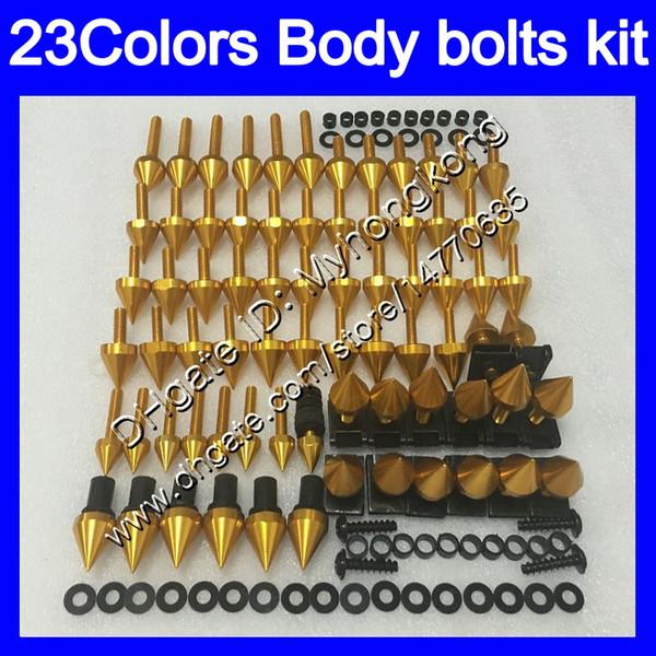 Fairing bolts full screw kit For YAMAHA YZF R3 R25 14 15 16 YZF-R3 YZF-R25 YZFR3 YZFR25 2014 2015 16 Body Nuts screws nut bolt kit 25Colors