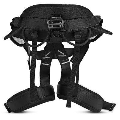 Cojinete de escalada de la cuerda de la honda de la escalada que carga el cinturón de seguridad que lleva 1000kg la correa refuerza la correa de la cuerda equipo del alpinismo