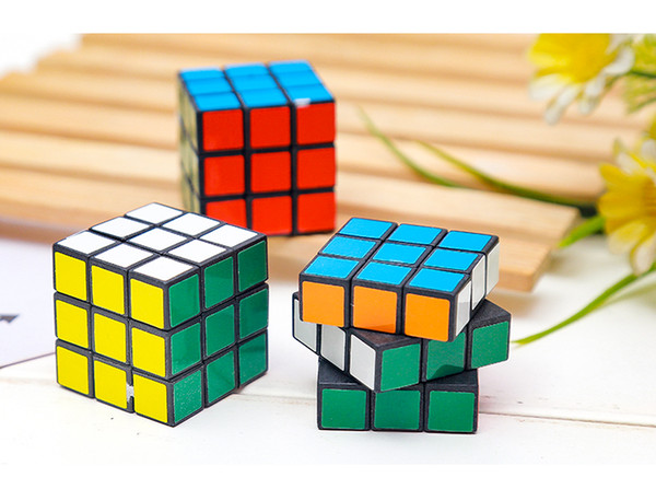 Mini Cube, Puzzle Party Toy Eco-friendly Material with Vivid Colors,Party favor School Supplies Puzzle Game Set for Boy Girl Kid Child