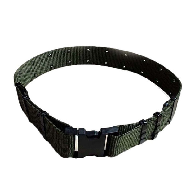 Outdoor belt thickening army fan equipment High Quality sports protective gear belt tactical outdoor tactical outer