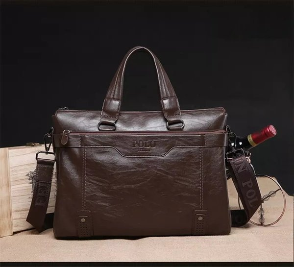 fb9e21fbc32 2017 New Hot sale brand name designer men bags shoulder tote men messenger bags  briefcase computuer mens bag