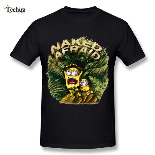 T-shirt 100% coton Cartoon Homme Tee shirt