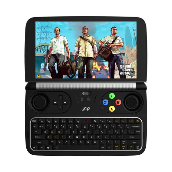 top popular Newest GPD Win2 Mini PC 6 Inch Gaming Laptop Win 2 Handheld Game Console Intel Core m3-7Y30 Win10 System 8GB 256GB Mini Pocket PC 2019