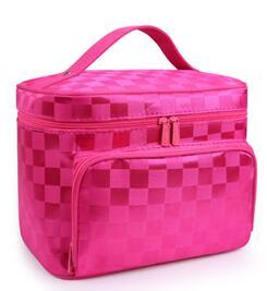 hot pink plaid