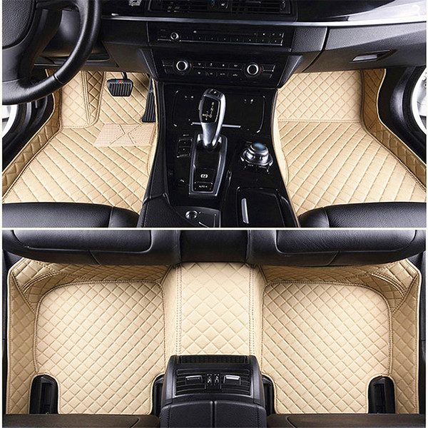 5D Luxury Custom Car Floor Mats for BMW X1 X3 X4 X5 X6 M4 M5 M6 2010 2012 2014 2017 2018 Years Car Mat Floor Mat Alfombrilla Coche