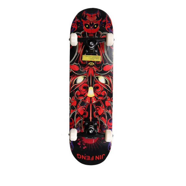 2018 Double Kids and Adults Skateboard Cruiser 31