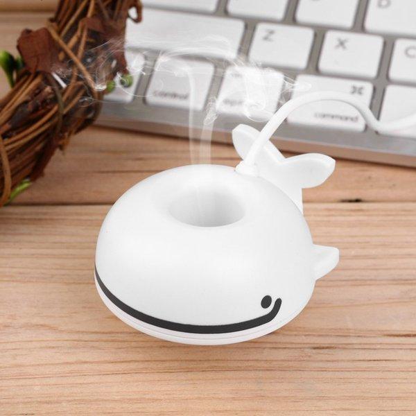 горячие продажи профессиональный милый Кит формы увлажнитель воздуха мини очиститель Портативный USB диффузор универсальный домашний офис Purifierdropshiping
