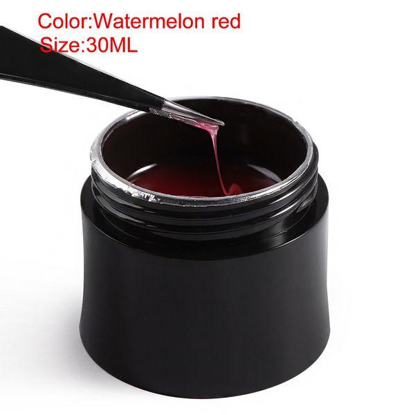 30ML watermelon red