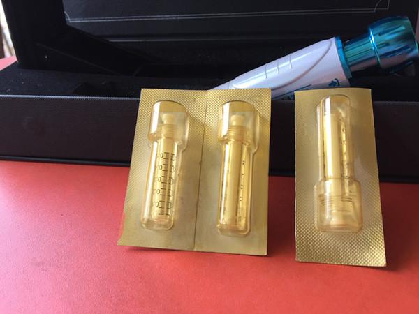 Beleza Acessórios Peças 5 cv Uma garrafa de cabeça, nenhum bocal agulha atomização instrumento medidor de água rugas não-invasivo esculpida micro-malas