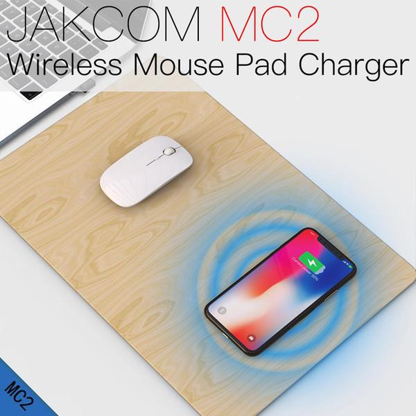 JAKCOM MC2 Wireless Mouse Pad Cargador Venta caliente en Mouse Pads Reposamuñecas como thai spied es2 reloj de pulsera de las mujeres